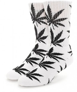 Huf Plantlife Sock White