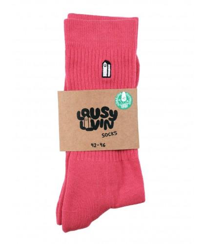 Lousy Livin Socken Flamingos