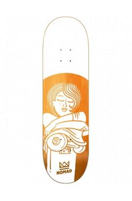 "Nomad Boobies - Orange 8.125"""