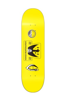 """Nomad - 20 Years - Smile For Your Rights Deck 8.0"""""""