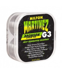 Bronson Speed Co. Milton Martinez Pro G3