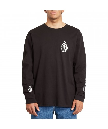 Volcom X Girl Skateboards Together There is More RLX L/S