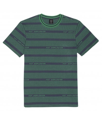 HUF ENZO STRIPED KNIT TOP