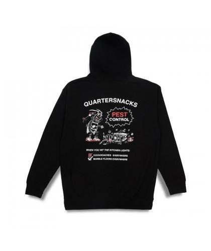 QUARTERSNACKS PEST CONTROL HOODIE