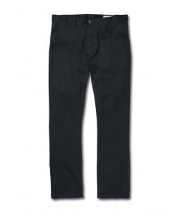 Volcom Frickin Modern Stretch Chino Pant Dark Navy