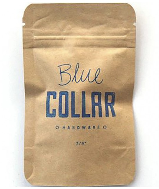 """BLUE COLLAR 7/8"""" ALLEN KEY HARDWARE SET"""