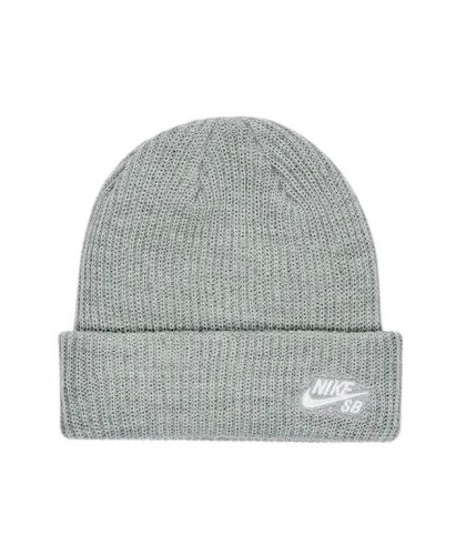 Nike SB Beanie Fisherman - Grey
