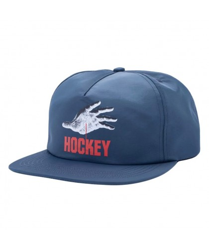 HOCKEY 'SIDE TWO' 5 PANEL NAVY