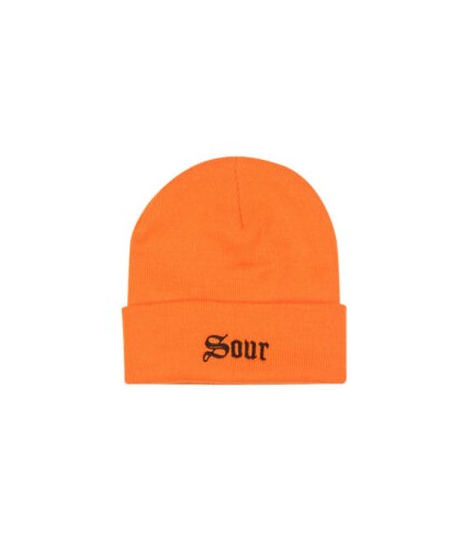 SOUR SOLUTION BEANIE ORANGE