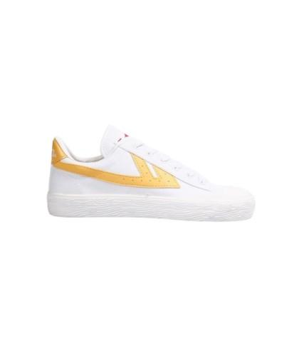Warrior Shoes Yellow/White