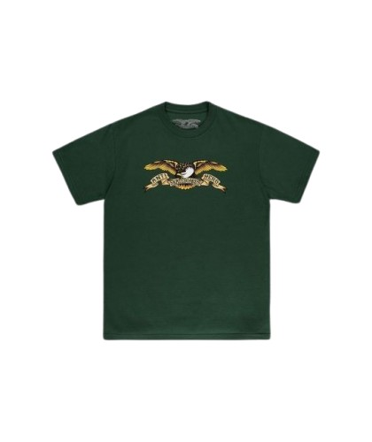 ANTI HERO EAGLE T-SHIRT - FORREST GREEN