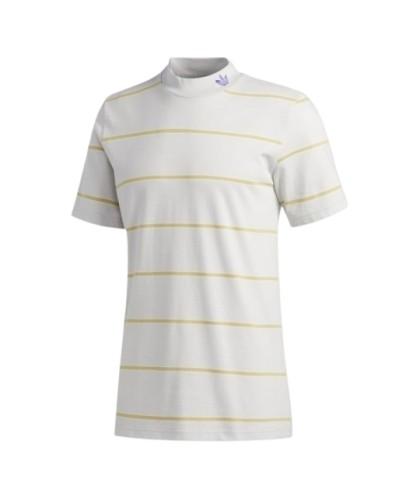 Adidas Mock Eye Yarn Dye Shirt